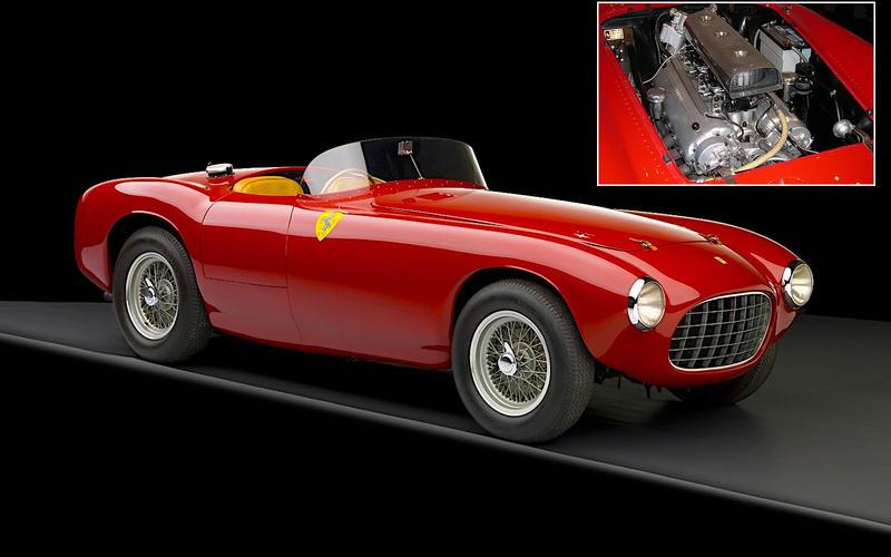 Ferrari Lampredi V12
