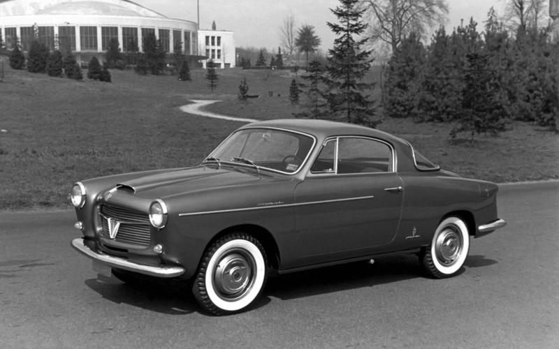 Fiat 1100 TV: 1953
