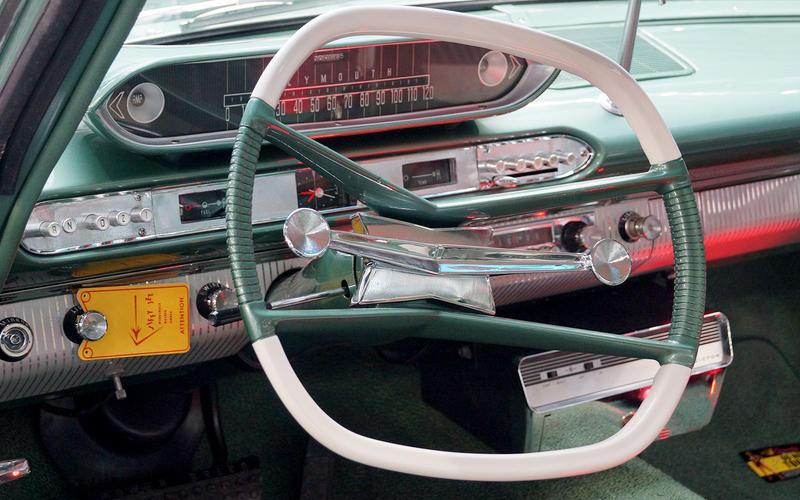 Plymouth Fury (1960)