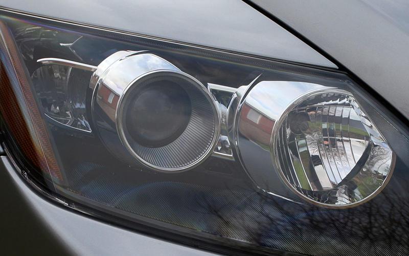 Avoid fancy headlights