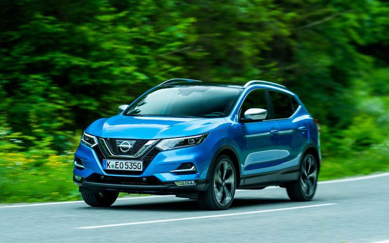 17: Nissan Qashqai/Rogue Sport – 432,791