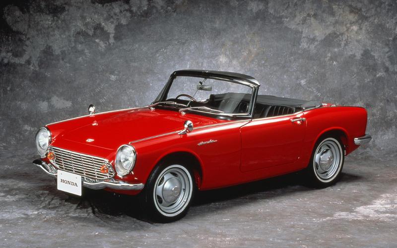 Honda S600 (1965)