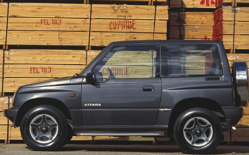Suzuki Vitara (1988)