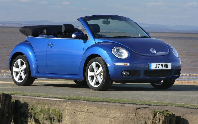 Volkswagen Beetle (1998)