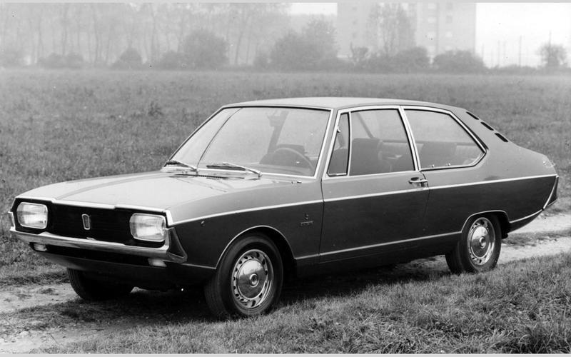 Fiat 125 Executive (1967)