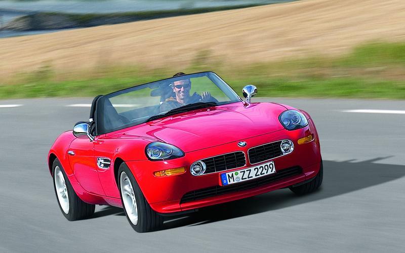 BMW Z8 (1999)