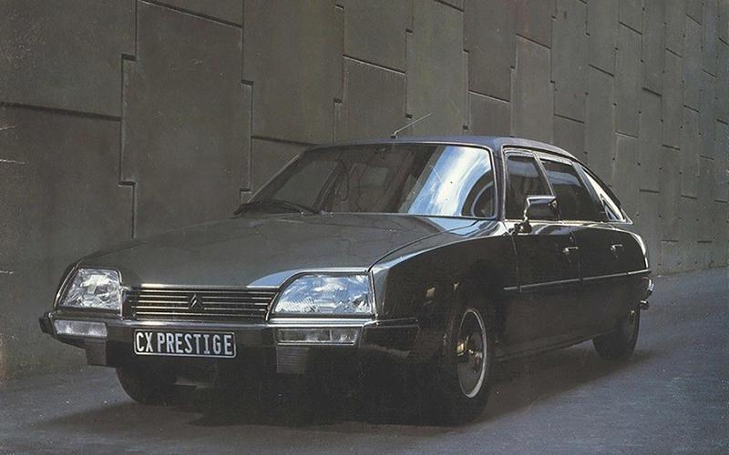 Citroën CX Haute Protection