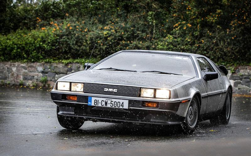DeLorean DMC-2 – 1981