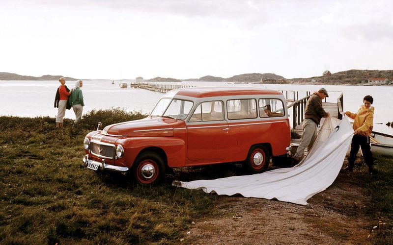 Volvo Duett (1953)