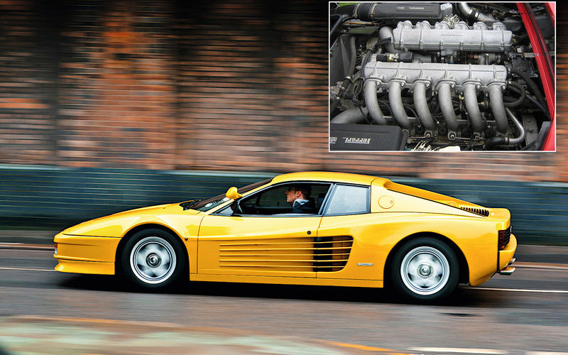 Ferrari Flat-12