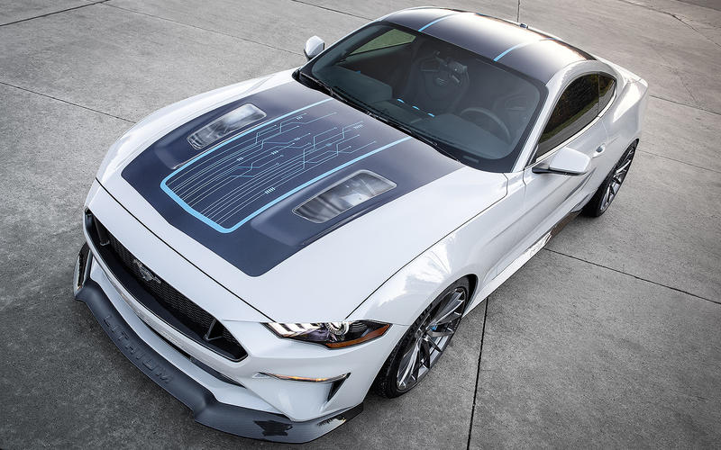 40: Ford Mustang Lithium