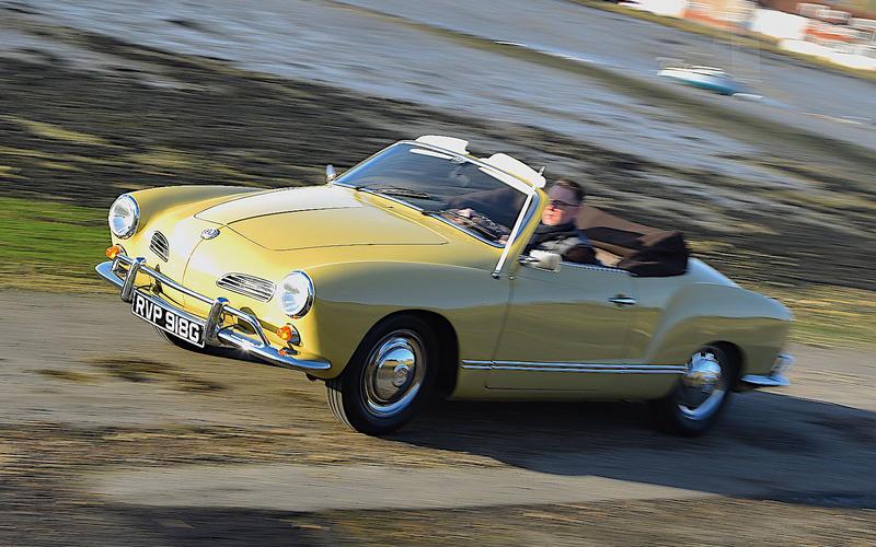 The Karmann Ghia
