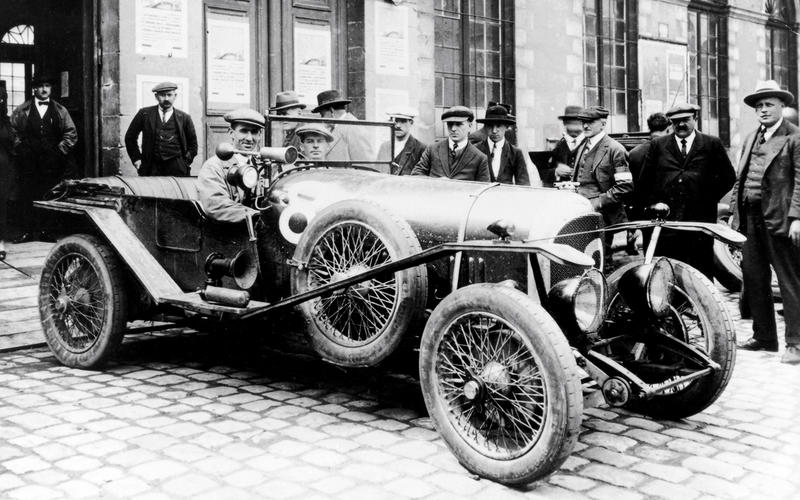 Bentley at Le Mans (1923)