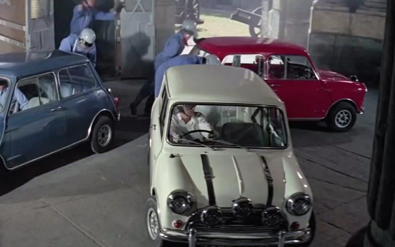 Mini Cooper S (The Italian Job, 1969)