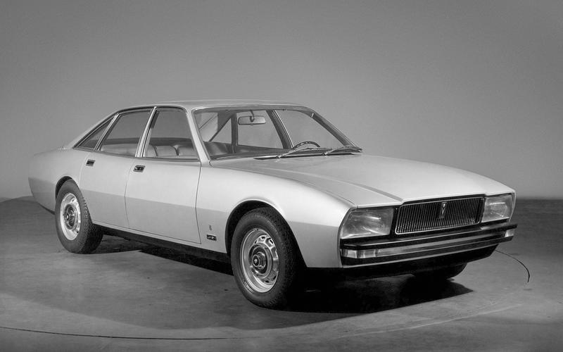 Pininfarina XJ12 (1973)