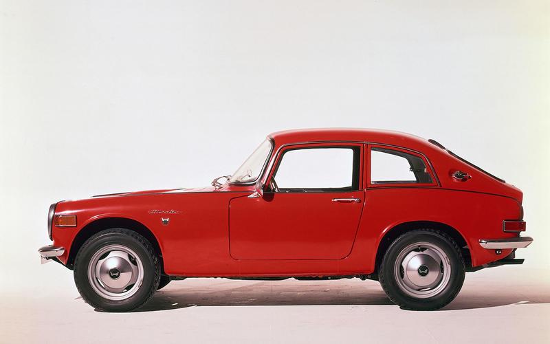 Honda S800 (1966)