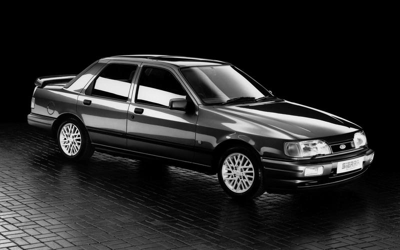 Ford Sierra Sapphire RS Cosworth (1986)