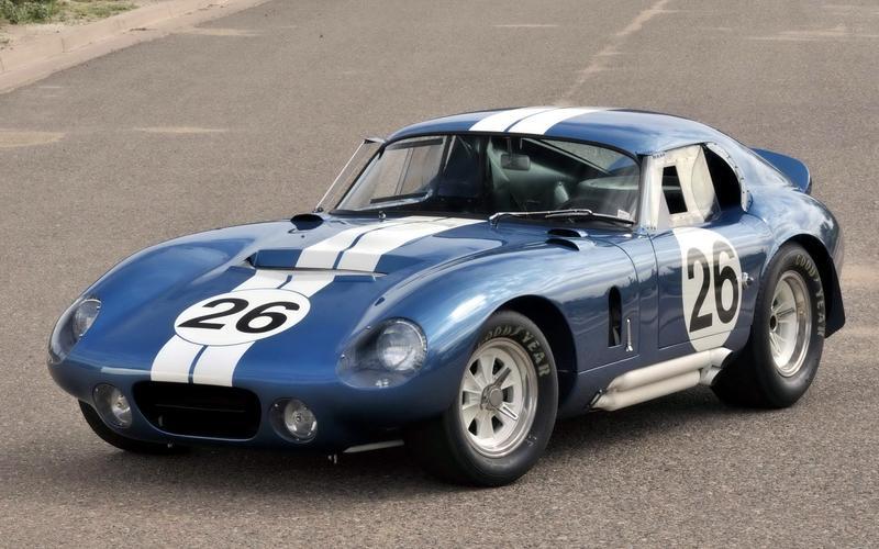 Shelby Daytona Coupe (1964)