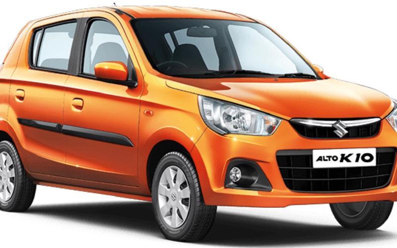 5: India, Suzuki Alto – 208,087