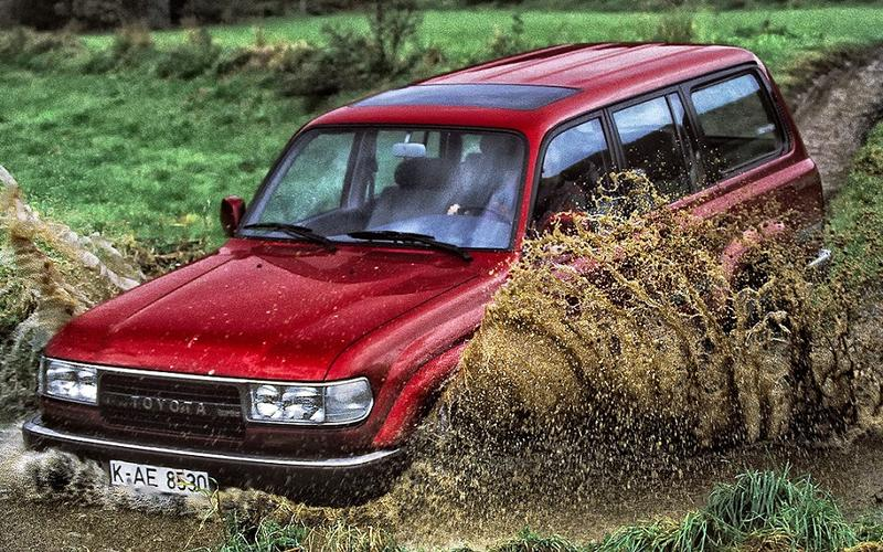 Toyota Land Cruiser (1989)