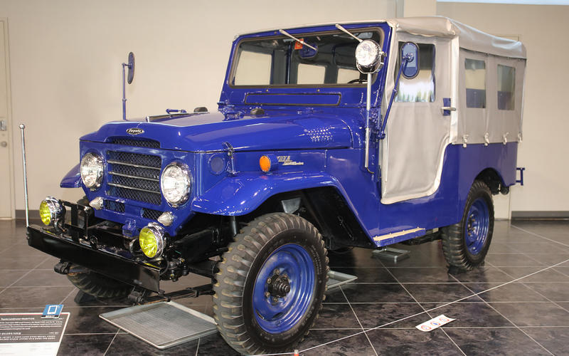 Toyota Land Cruiser (1951)