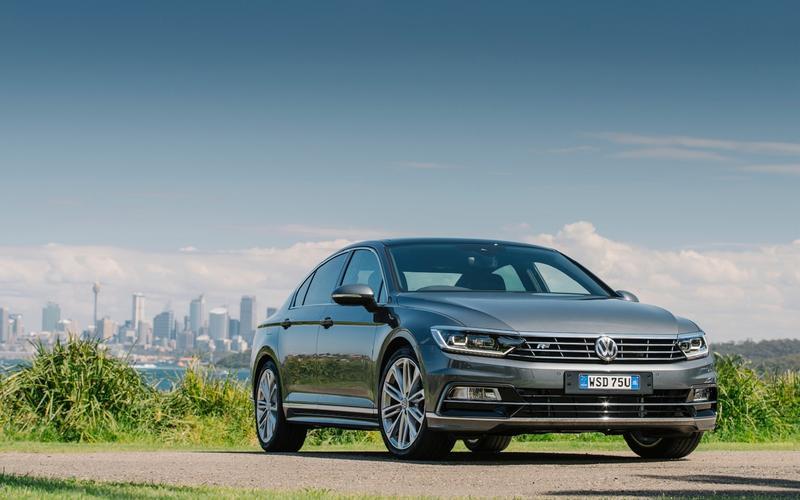 16: Volkswagen Passat – 572,043
