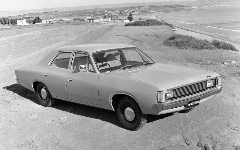 Chrysler Valiant