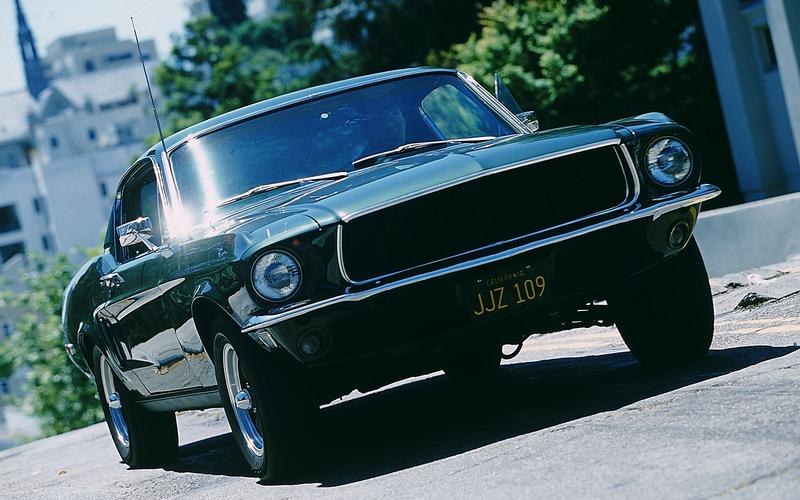 Ford Mustang Highland Green
