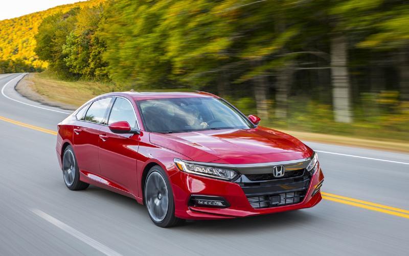 15: Honda Accord – 451,610