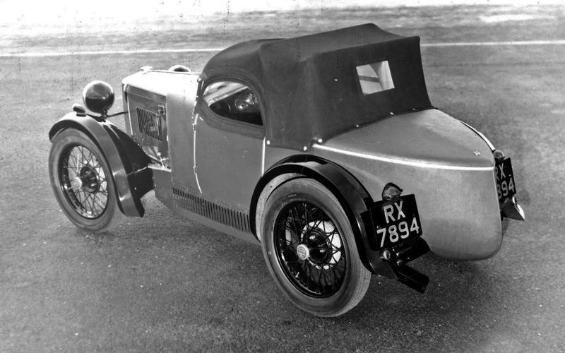 MG's first sports car (1929)
