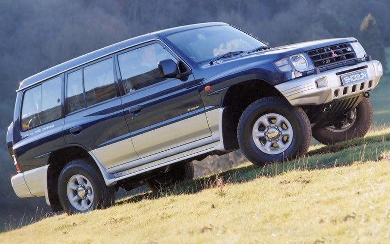 Mitsubishi Shogun (1991)