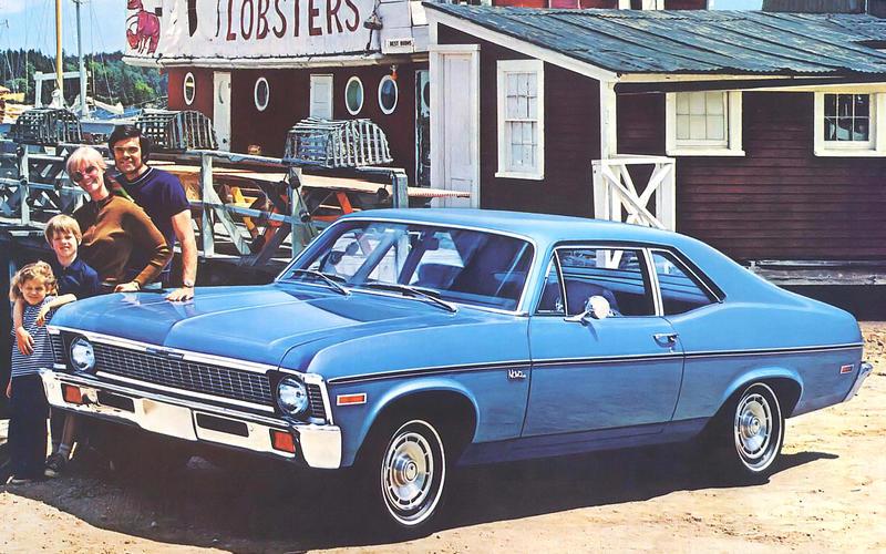 Chevrolet Nova (1970)