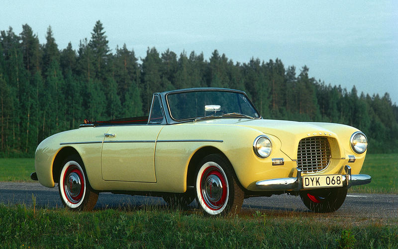 Volvo P1900 (1954)