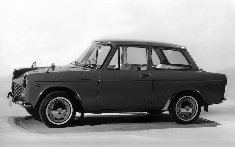 Toyota Publica (1961)