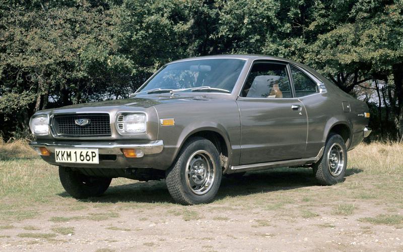 Mazda RX-3 (1971)