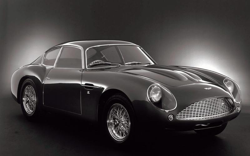 Aston Martin DB4 GT Zagato (1961)
