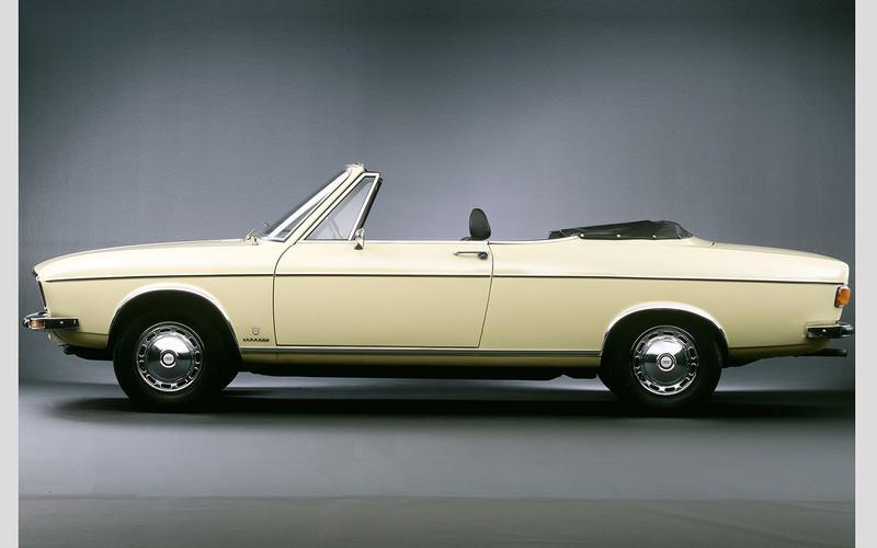 Audi 100 cabrio (1969)