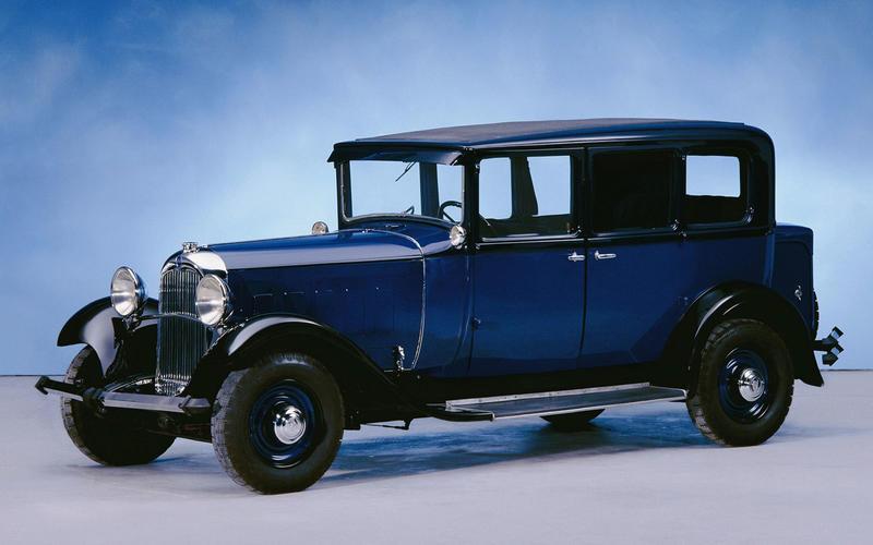 Citroën AC6 (1928)