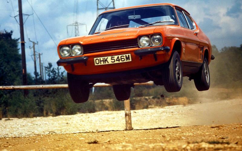 Ford Capri RS3100 (1973)