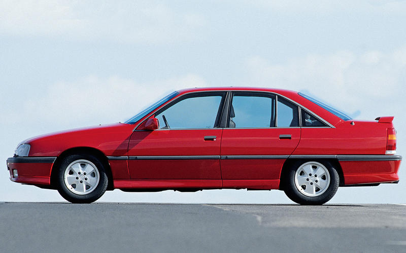 Vauxhall Carlton 3000 GSi 24v (1990)