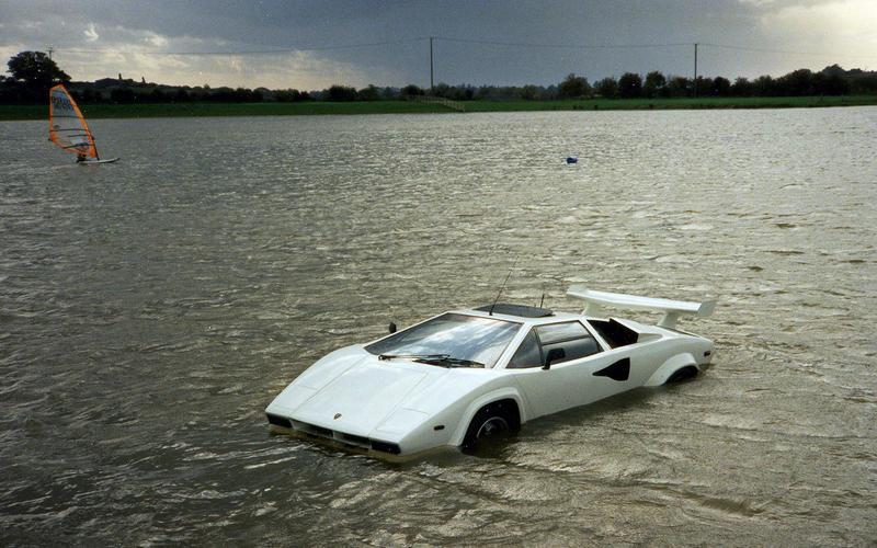 Lamborghini Countach (1995)