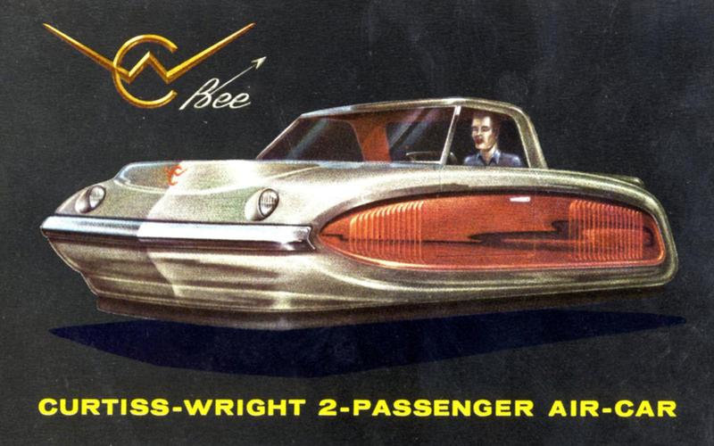 Curtiss-Wright Air Car (1960)