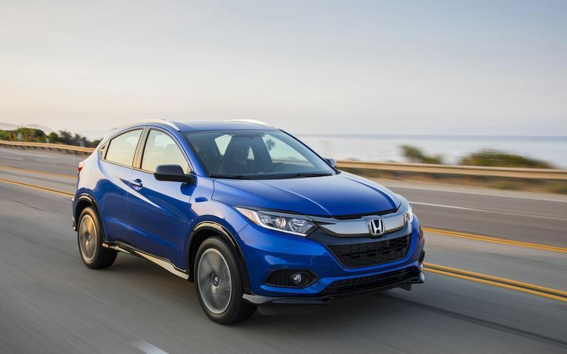 14: Honda HR-V – 622,154