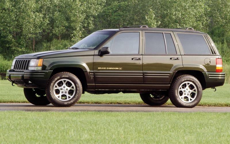 Jeep Grand Cherokee (1993)