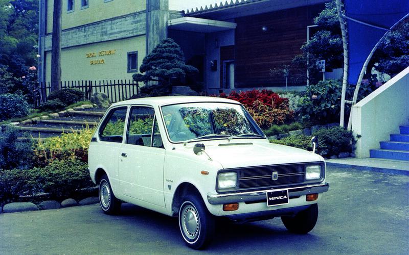 Minica 70 (1969)