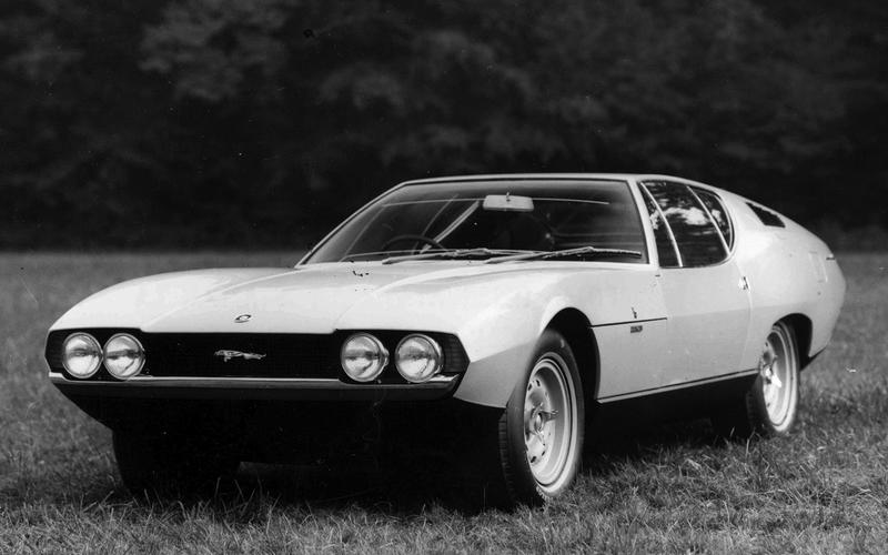 Jaguar Pirana (1967)