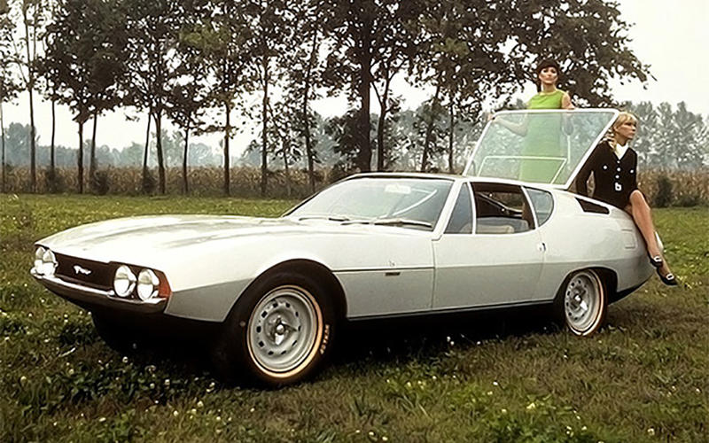 Jaguar Pirana (1967)