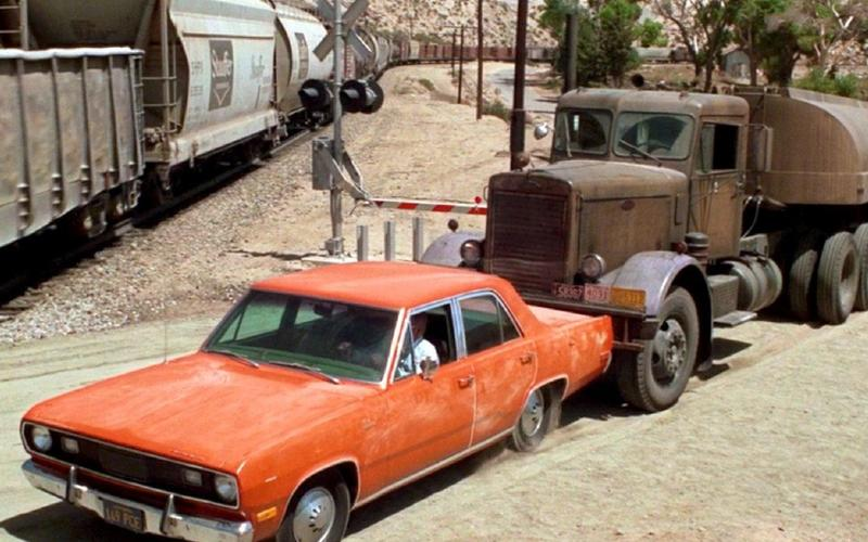 Plymouth Valiant (Duel, 1971)