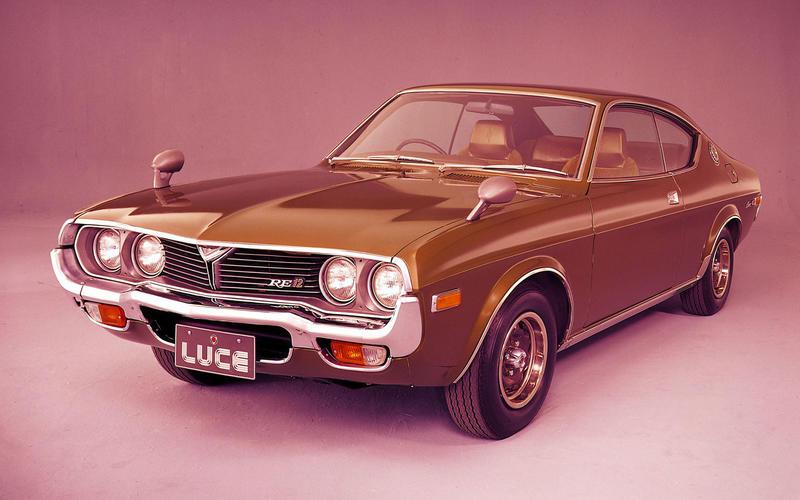Mazda RX-4 (1972)