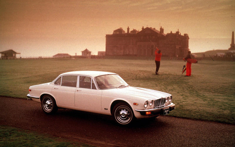 Jaguar XJ Series 2 (1973)
